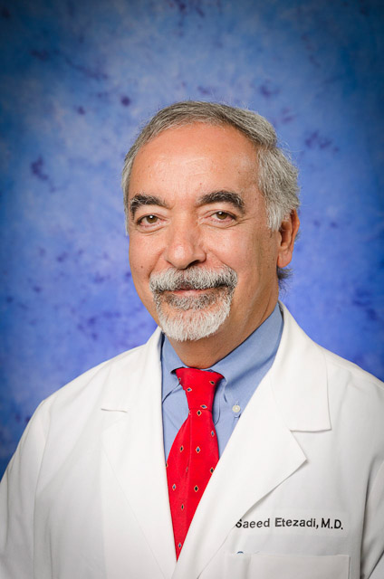 Saeed Etezadi, MD, FACP